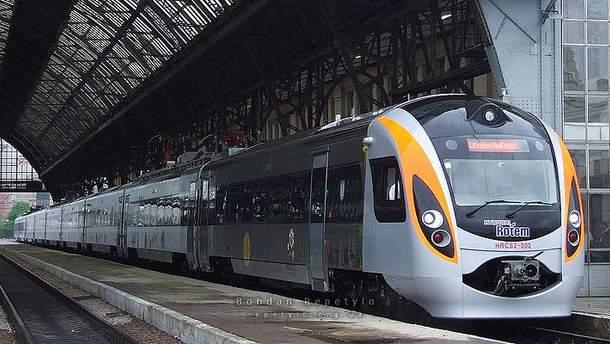 Поїзд