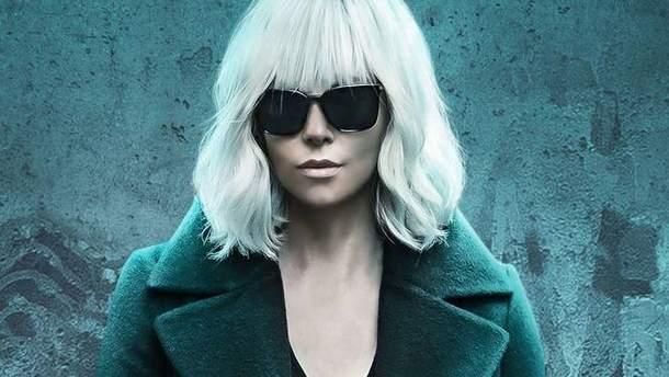 """""""Атомна блондинка"""": красиві бійки, слабкий сюжет"""