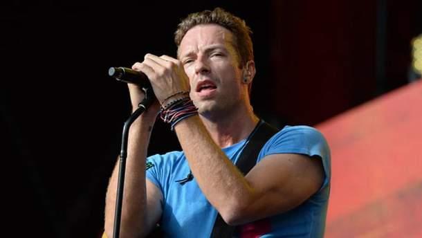 Кріс Мартін заспівав хіт Linkin Park