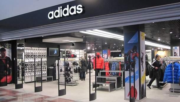Adidas в России массово закрывает магазины 199740dcf27