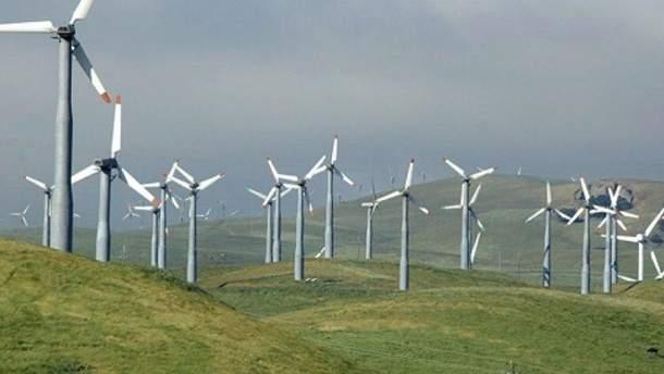 Енергетичні потужності України