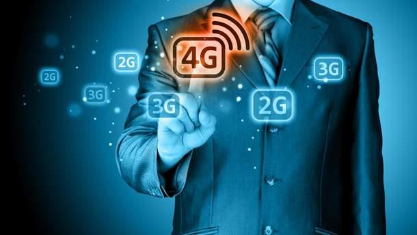 Кабмін погодив конкурс на 4G в Україні