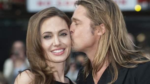 Анджеліна Джолі і Бред Пітт скасовують розлучення?