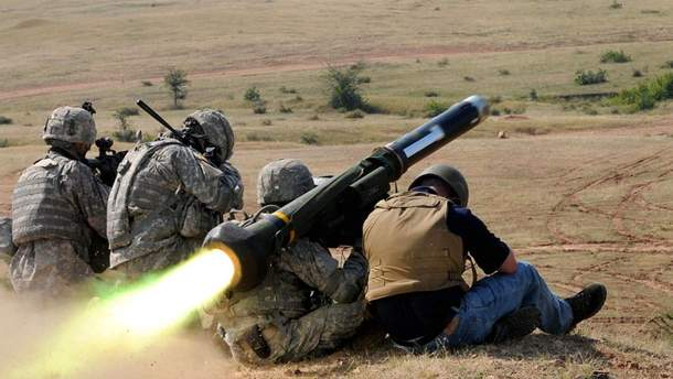 Як поставки летальної зброї США в Україну змінять ситуацію на Донбасі?