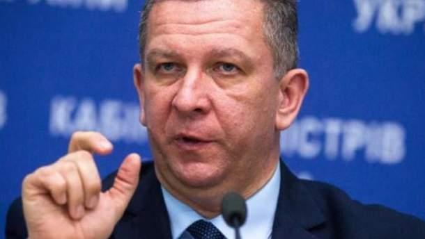 Рева заявив, що українці багато їдять