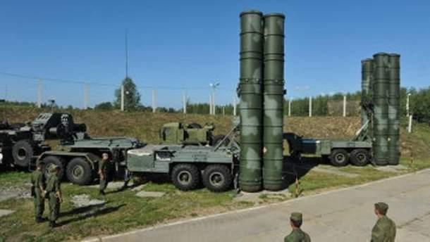 Встановлення ППО РФ на кордоні з Україною
