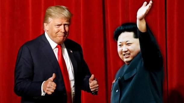 Трамп та Кім Чен Ин погрожують один одному із холодного розрахунку