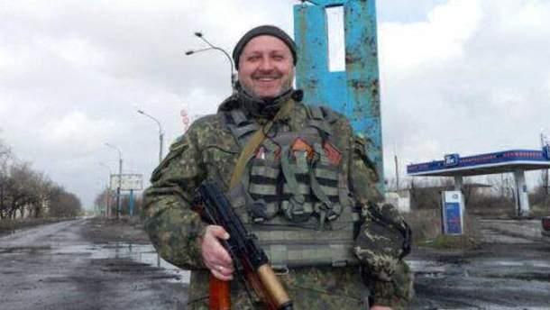 Поліцейський Олександр Трегуб помер на блокпосту у Мар'їнці