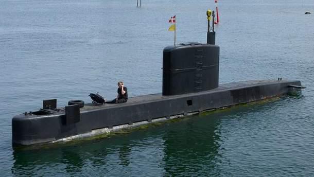 """Журналістка Кім Волл була на борту підводного човна """"Наутілус"""""""
