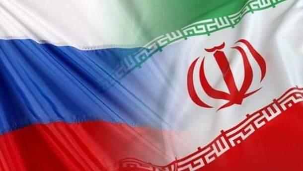 Іран поставив Росії заборонене важке озброєння