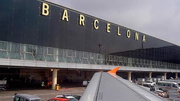 Аеропорт El Prat в Барселоні