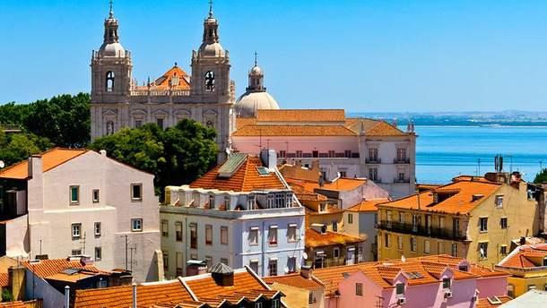 Взрыв в Лиссабоне (Иллюстрация)