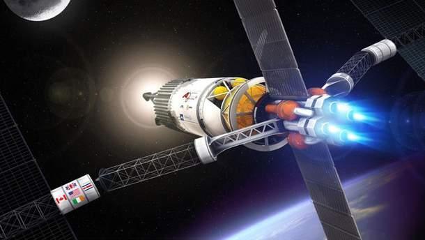 В NASA готуються до створення ракет для подорожей Сонячною системою