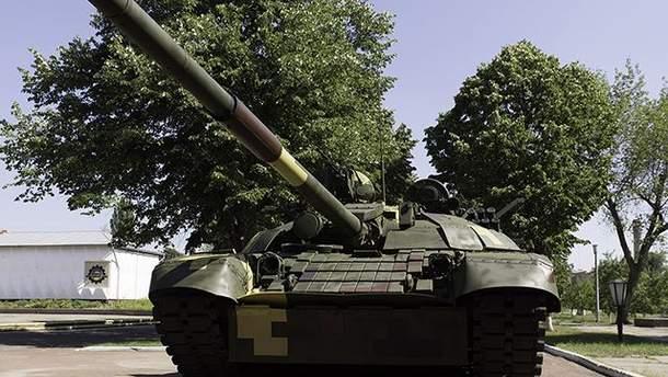 """""""Укроборонпром"""" модернізував танк Т-72А"""