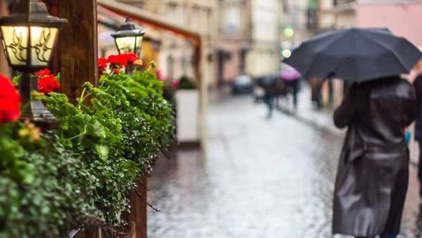 Прогноз погоди на 24 серпня в Україні