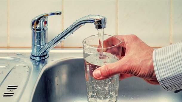 Вода из крана может быть опасной