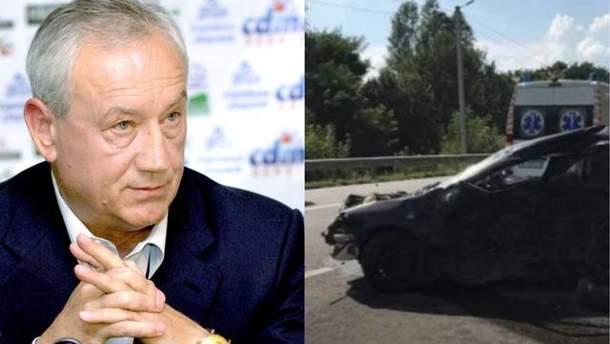 ДТП за участю авто Димінського: за кермом був не охоронець олігарха
