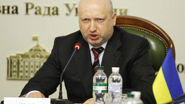 З Днем Незалежності України державу привітав Турчинов