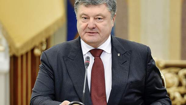 Порошенко привітав Україну з Днем Незалежності