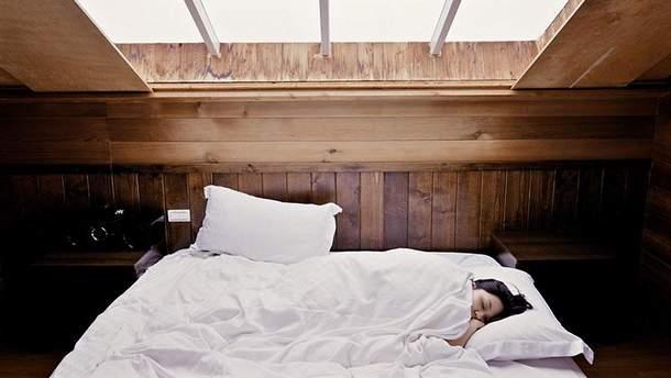 Як навчитися швидко засинати