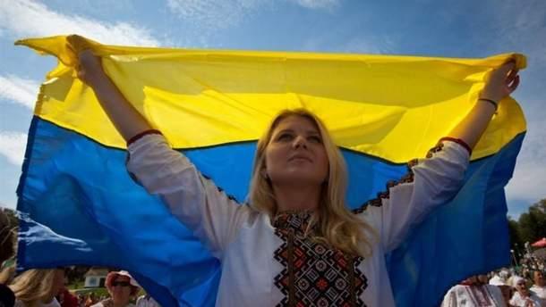 Украина должна быть счастливой