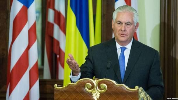 США цінують дружбу з Києвом