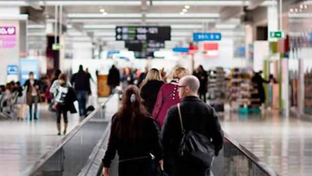 Аеропорт у Дубліні
