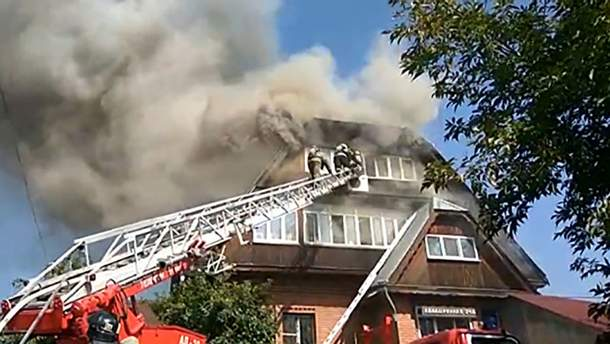 Пожар в доме престарелых россия хангаласский дом интернат для престарелых и инвалидов