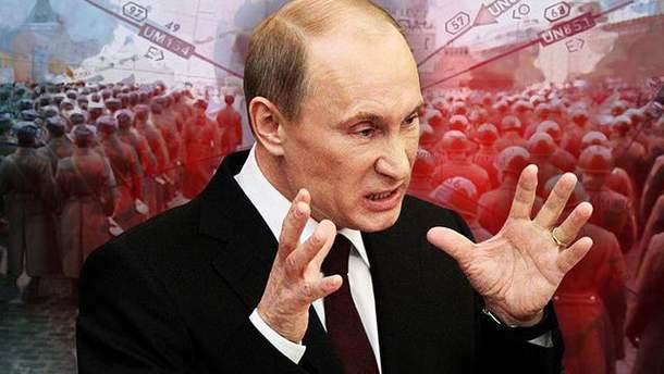 Эксперт рассказал, как прекратить агрессию Путина на Донбассе