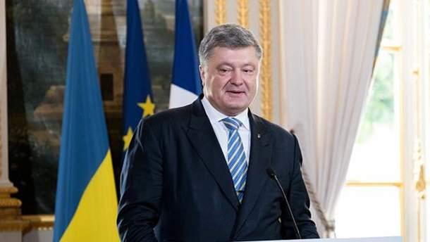 Порошенко прокомментировал вступление в силу Соглашения об ассоциации Украины с ЕС