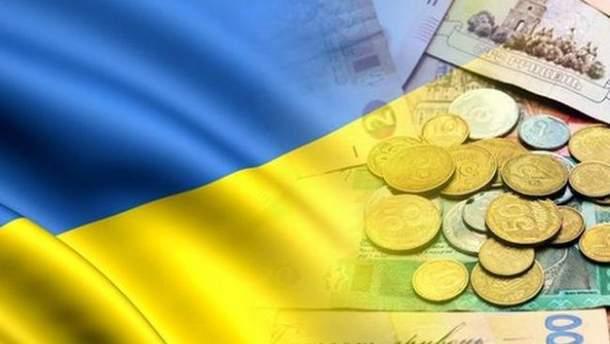 На счетах Госказначейства Украины сохраняется 61,2 миллиарда гривен
