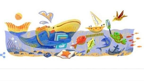 День знань 2017: Google створив дудл на честь 1 вересня