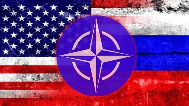 НАТО хоче протидіяти розвитку російської ядерної програми