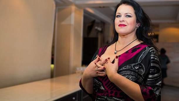 Руслана Писанка рассказала, какой у нее вес