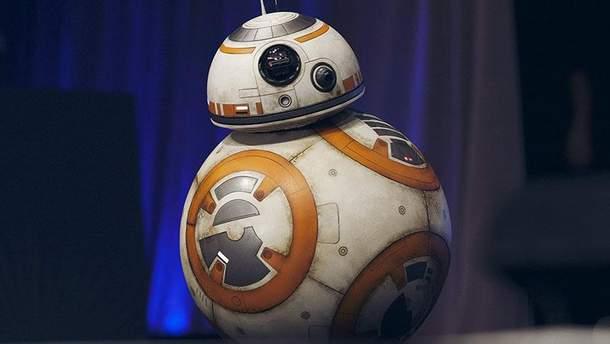"""В """"Зоряний війнах"""" буде злий робот (Ілюстрація)"""