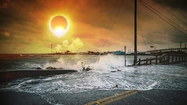 Природные и астрономические явления, что потрясли планету в августе