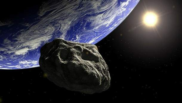 Астероид Флоренс пролетел возле Земли