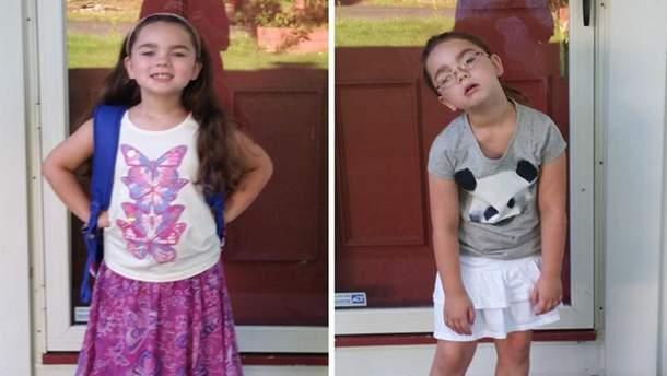 Дети до и после 1 сентября