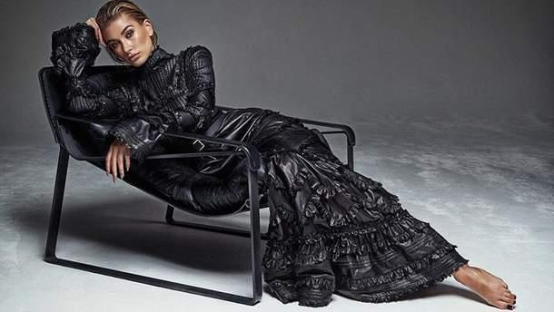 Хейлі Болдуін для Fashion Magazine