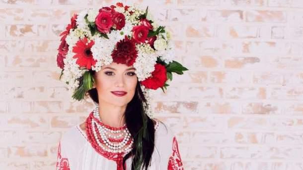 Украинка завоевала титул самой красивой женщины Вселенной