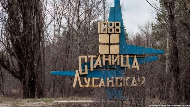 Похищение украинца боевиками