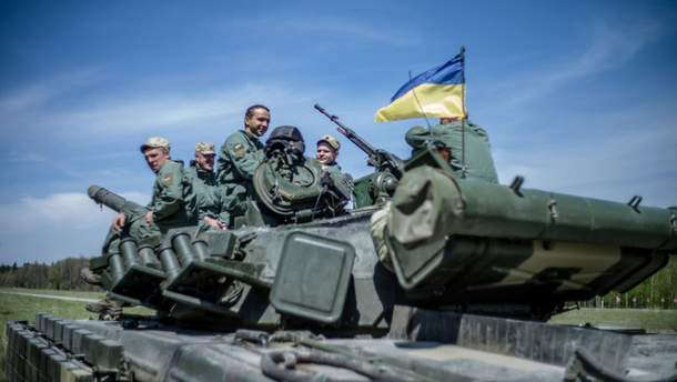 ЗСУ здатні з боями повернути Луганськ і Донецьк