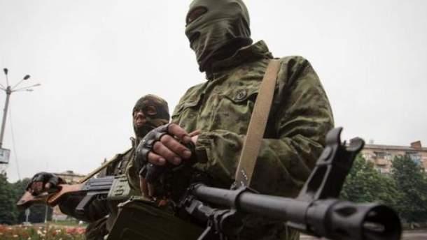 В зоні АТО бойовики збільшили кількість обстрілів