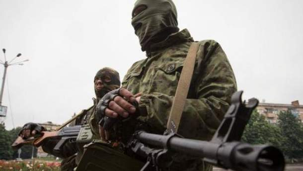 В зоне АТО боевики увеличили количество обстрелов