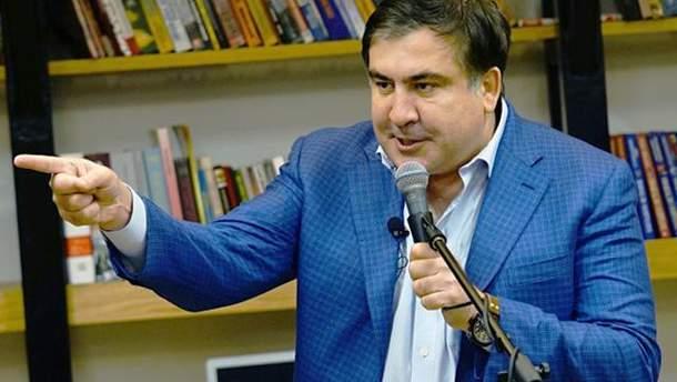 Саакашвили возвращается в Украину