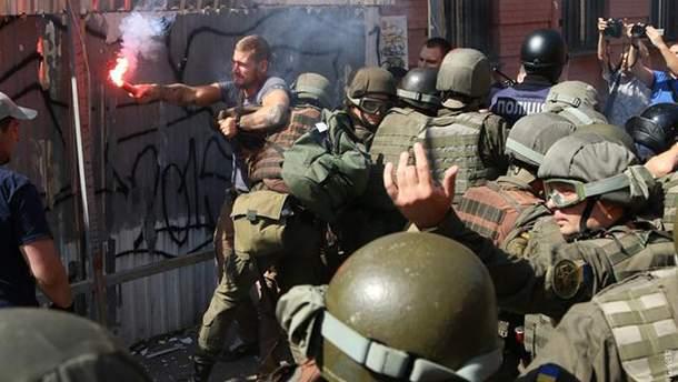 Сутички на будівництві в Одесі: поліція відкрила провадження