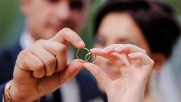 Шлюб захищає від проблем із серцем