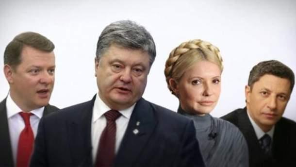 Кто может стать следующим президентом Украины