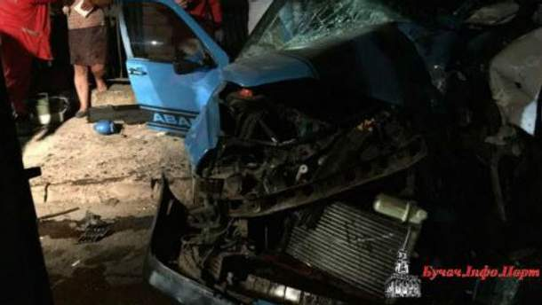 Страшна аварія на Тернопільщині