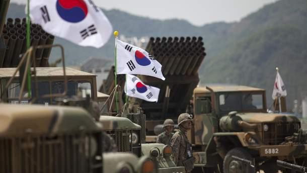 Южная Корея готовится к обороне